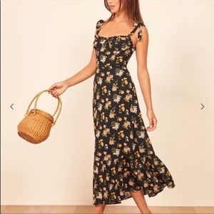 Reformation   Nikita Dress   Sylvie Print   size 8